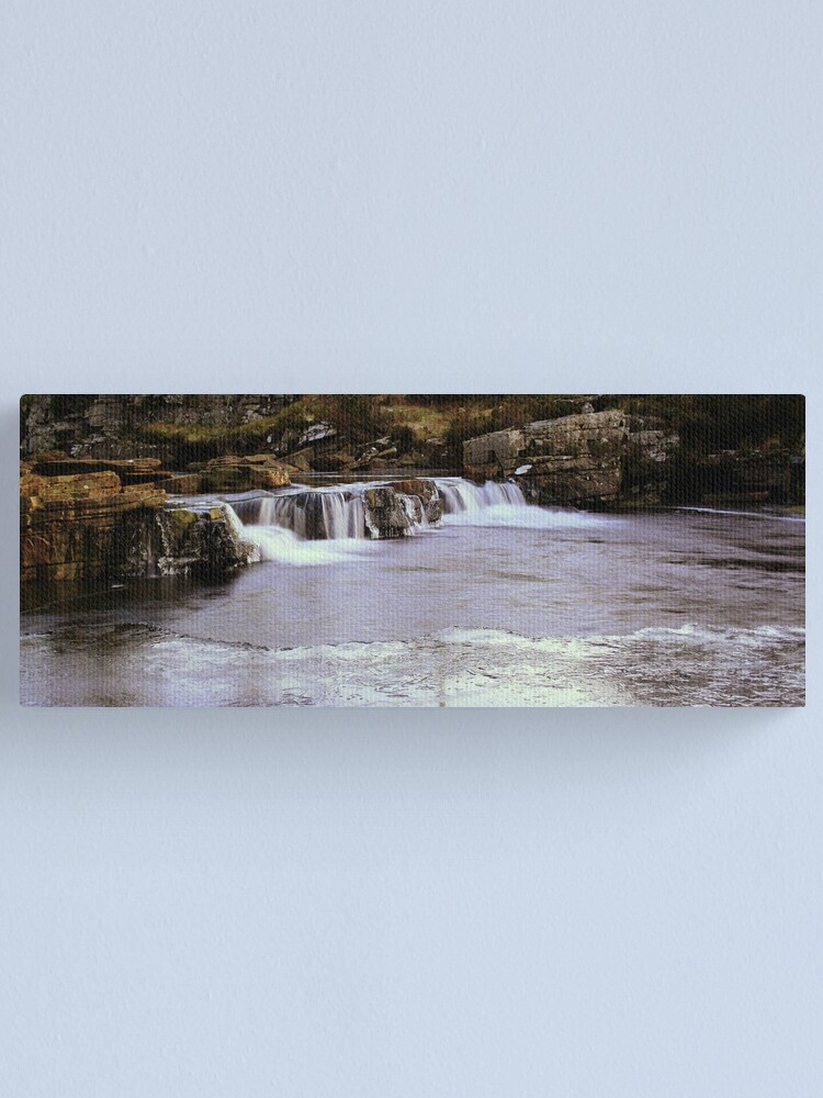 Alternate view of Ice Flow 3 Canvas Print