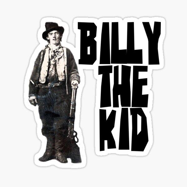 Billy the Kid Sticker