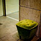 the lonely chair by dreikelvin