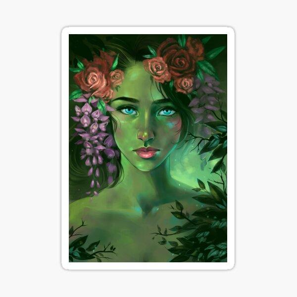 Spring Nymph Sticker