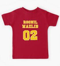 Roonil Wazlib Jersey design Kids Clothes