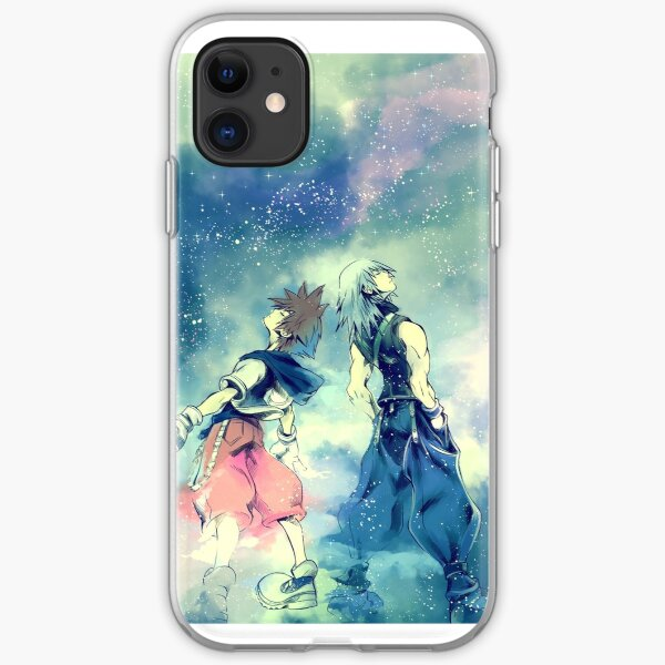 one sky......  iPhone Soft Case
