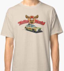 WALLEY WORLD - NATIONAL LAMPOONS VACATION (V2) Classic T-Shirt