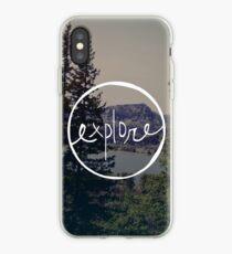 Explore Oregon iPhone Case