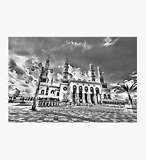 Islamic Center Samarinda - Great Mosque Photographic Print