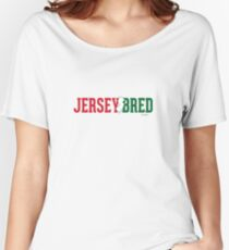 Jersey Bred Women's Relaxed Fit T-Shirt