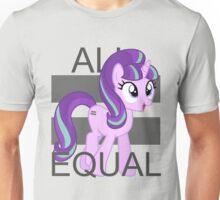 All Equal - Starlight Glimmer Unisex T-Shirt