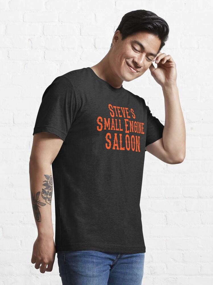 Alternate view of SSES LOGO Essential T-Shirt