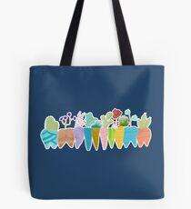 Succumolars 2 (dunkelblau) Tote Bag