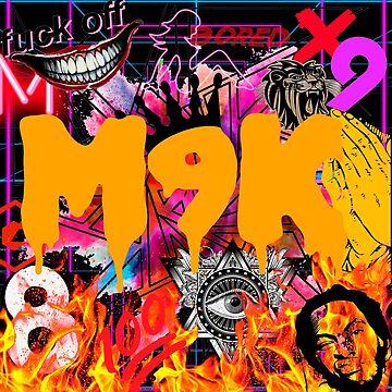 M9K by Manu9King