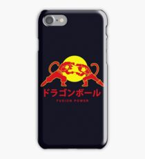 Power to fuse iPhone Case/Skin