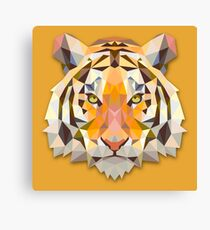 Tiger Animals Gift Canvas Print