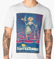 Affiche vintage - Limonade de Fontestorbes T-shirt premium homme