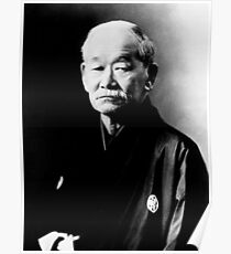 Jigoro Kano Judo Poster