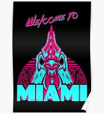 Welcome to Miami - I - Richard Poster