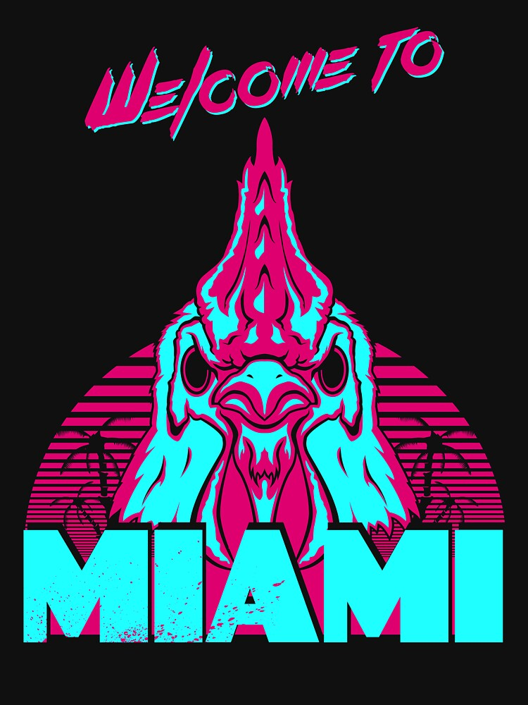 Welcome to Miami - I - Richard | Unisex T-Shirt