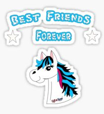 Best Friends forever Sticker