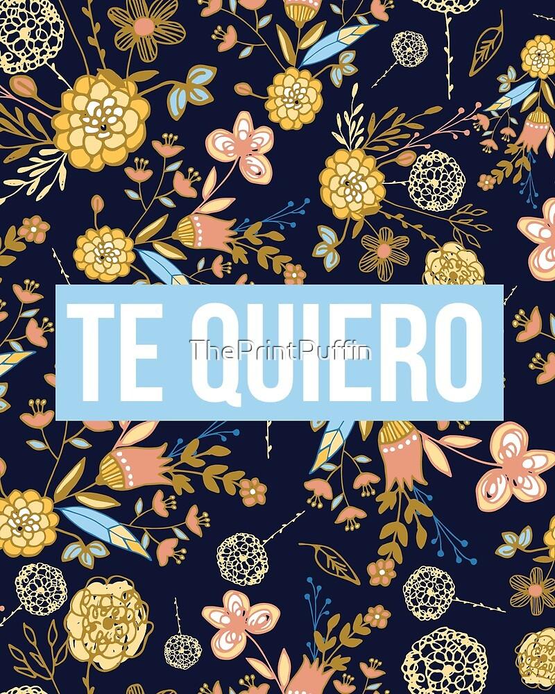 Liebe dich auch spanisch