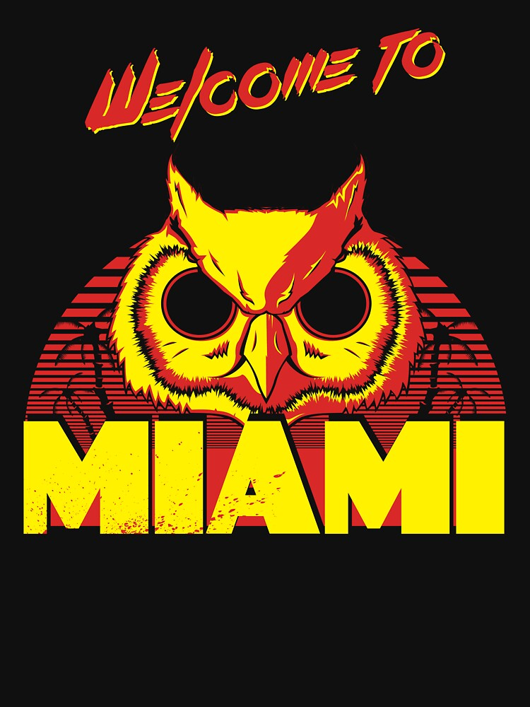 Welcome to Miami - III - Rasmus | Unisex T-Shirt