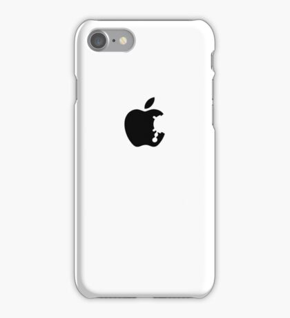 Dalek Apple White  iPhone Case/Skin