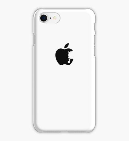 Dalek Apple White  iPhone Case/Skin