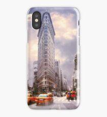 The Flatiron Building iPhone Case/Skin