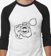 Lenses Men's Baseball ¾ T-Shirt