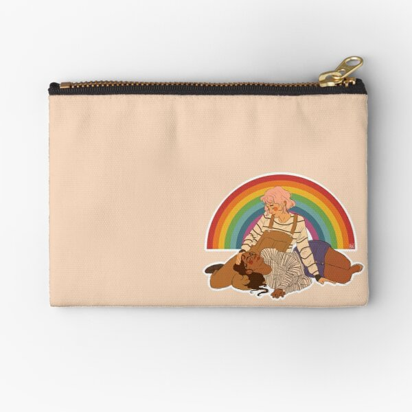 gentle love Zipper Pouch