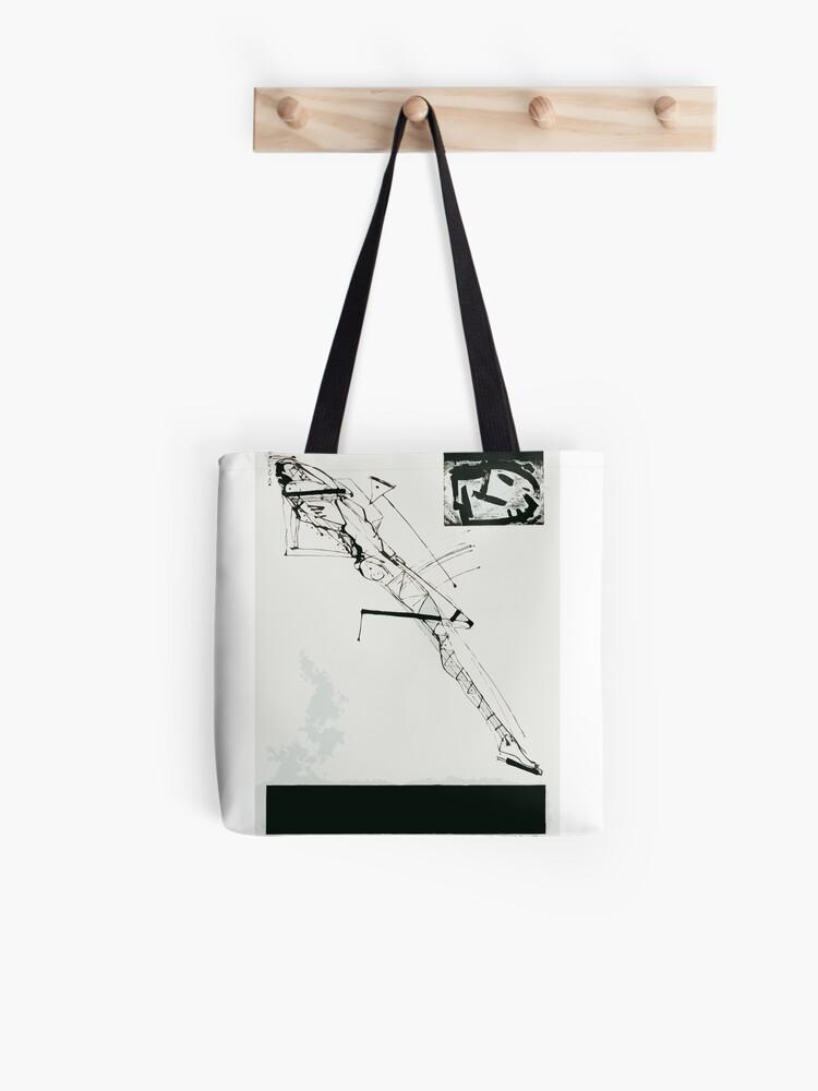 BAUHAUS cotton tote bag free shipping