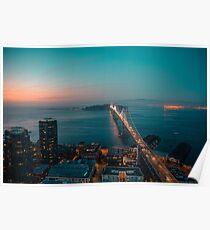 San Francisco, United States Poster