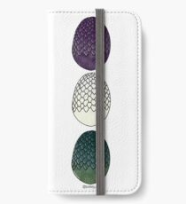 Game of Thrones Dragon Eggs iPhone Wallet/Case/Skin