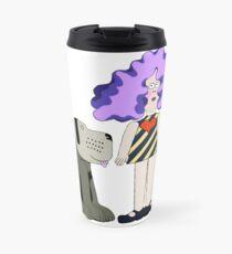 Crystal Tipps and Alistair Travel Mug