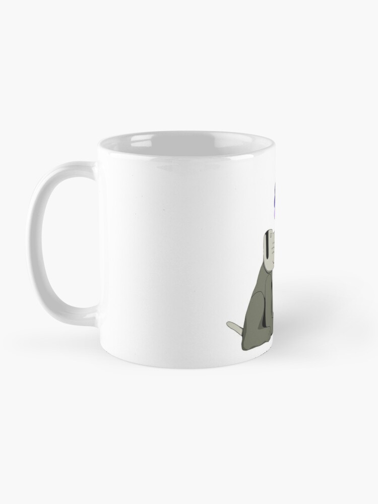 Alternate view of Crystal Tipps and Alistair Mug