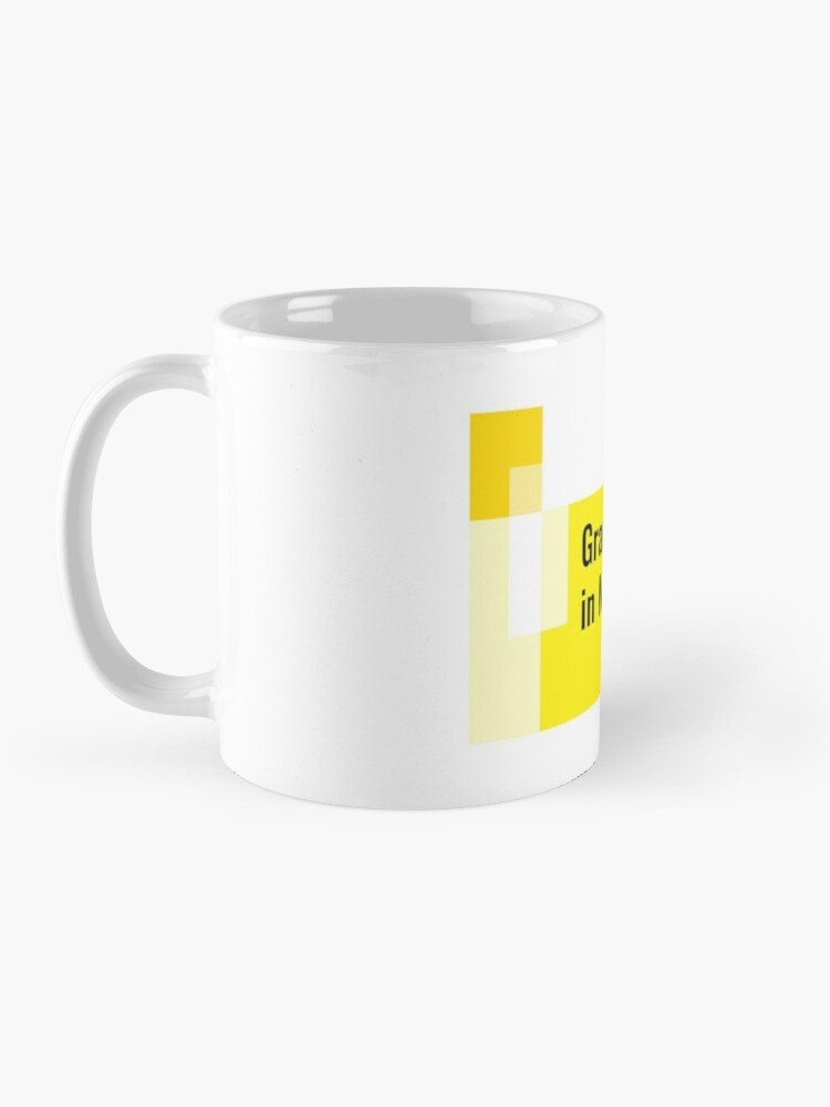 Alternate view of GTMeme Mug