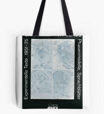 Abstract Constructivism Bauhaus Tote Bag