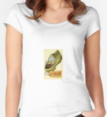 Vintage Travel Poster Holland Women's Fitted Scoop T-Shirt