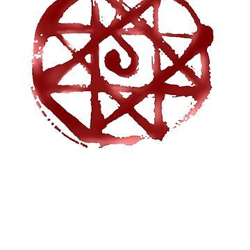 Fullmetal Alchemist - Al's Seal by Fayzun