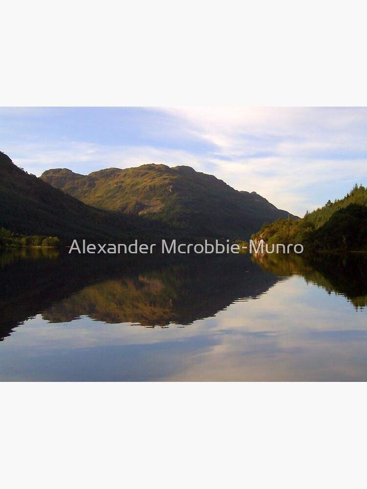 Loch  Eck by Alexanderargyll