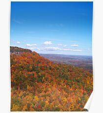 John Boyd Thacher State Park Poster