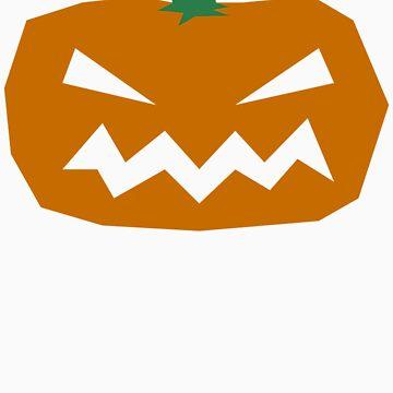 Evil Pumpkin by lardtech69