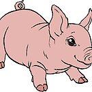 « Jouet bébé cochon » par comfykindness