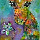 Giraffe - Freda  by Kristen Howarth