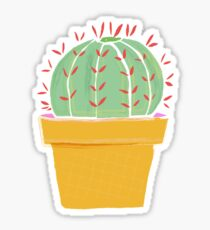 Potted Desert Sticker