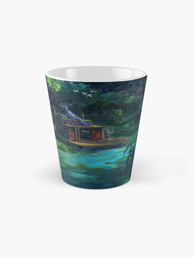 Alternate view of The Waterway Mug