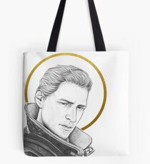 The Warden - Alistair Theirin Tote Bag