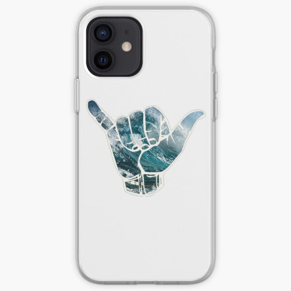 Hang loose  iPhone Soft Case