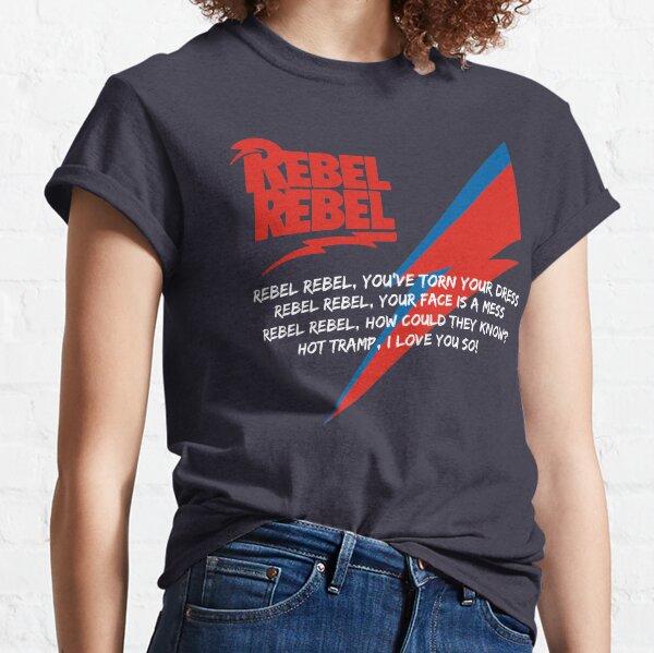 Rebel Words Classic T-Shirt