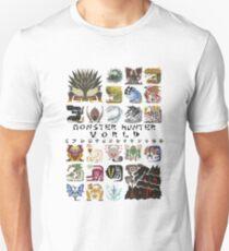 Monster Hunter World Unisex T-Shirt