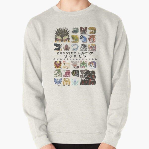 Monster Hunter Monde Sweatshirt épais