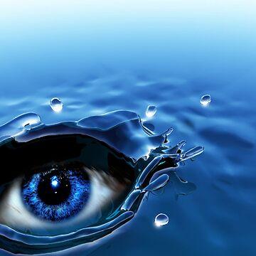 Sea of tears by galeriewenzel